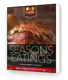 FREE Seasons Eatings Cookbook.